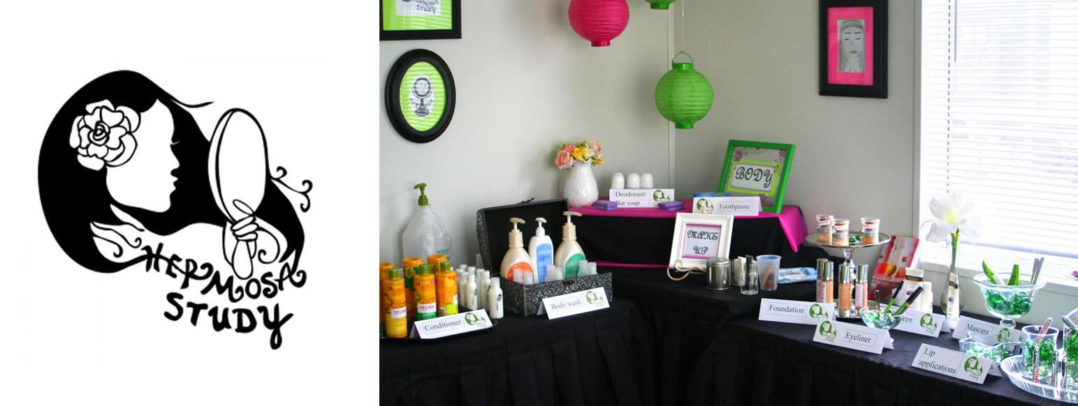HERMOSA Logo and Alternative Products Beauty Bar