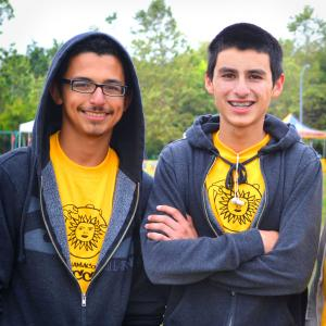 HERMOSA Youth Researchers at Community Outreach Event
